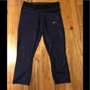 Nike Running Dri-Fit Crops